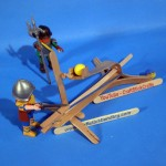 Building siege engines