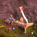 Craft Stick Catapult