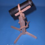 Craft Stick Telescope Holder