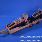 Craft Stick Derby Trailer