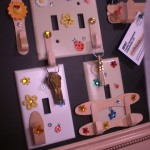Craft Stick Light Switch Hooks