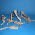 Craft Stick Catapults