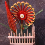 Popsicle Stick Flower