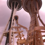 Yard Stick Space Needle
