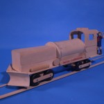 Basswood Hallow Train Engine