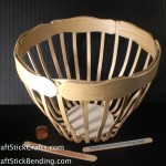 Fan Stick & Coffee Stick Basket