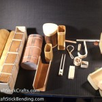 Craft Wood Boxes & Parts #2