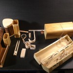 Craft Wood Boxes & Parts #1