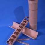 Basswood Tubing For Toys