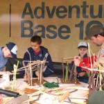 Craft Sticks & BSA Adventure Base 100